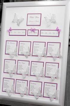 Creazioni di Simona: matrimonio? tema farfalle!