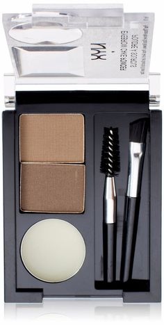 $5.99 NYX Brow kit is amazing for shaping the brows and making them look naturally defined