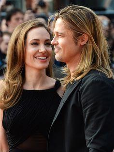 """Angelina Jolie reaparece tras su operación en el estreno de la nueva película de Brad Pitt: """"Estoy aquí por Brad, estoy muy orgullosa de él"""""""