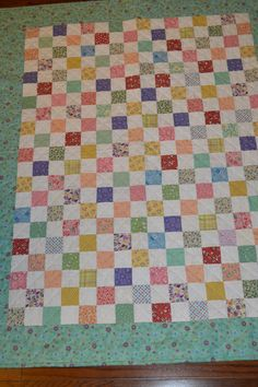 Thirties prints for Baby Quilts, Blanket, Sewing, Baby, Dressmaking, Couture, Quilt Sets, Stitching, Blankets