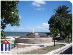 "Waterfront ""Malecón"" in Puerto Padre Cuba"