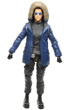 "DC Collectibles The Flash TV Show CAPTAIN COLD 7"" Action Figure 2015 #DCCollectibles"