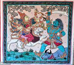 Indian temple art