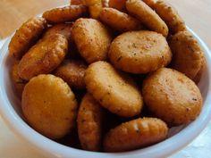 Spicy Cracker Snacks