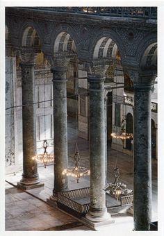 Hagia Sophia, Istanbul / Turkey