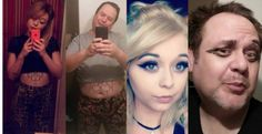 Dad Who Trolled His Daughter By Recreating Her Sexy Selfies Now...
