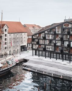 Cobe + vilhelm lauritzen mimics existing warehouses in copenhagen housing project architecture details, urban architecture Architecture Design, Contemporary Architecture, Landscape Architecture, Social Housing Architecture, Sustainable Architecture, Residential Architecture, Architect Logo, Architect House, Modern Buildings