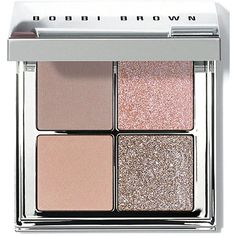 Bobbi Brown Nude Glow Eye Palette (£38) ❤ liked on Polyvore featuring beauty products, makeup, eye makeup, eyeshadow, beauty, eyes, cosmetics, fillers, nude eye palette and bobbi brown cosmetics