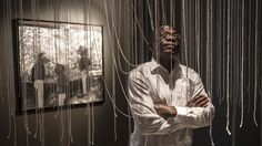 Joël Mpah Dooh : artiste plasticien camerounais