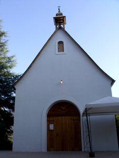 Santuario Cenáculo de la Providencia, Providencia, Chile #Schoenstatt
