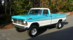 1969 Ford F-250 CUSTOM CAB
