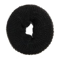 Black Donut Hair Ring Big Bun Former Tool * Be sure to check out this awesome product.