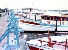 CAPTREE STATE PARK MARINA, Captree, NY – 1968 Lobster Fishing, Photo Checks, Boat, Places, Dinghy, Boats, Lugares, Ship