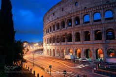 Colosseum and Street Rome Italy. by davidsqd check out more here https://cleaningexec.com