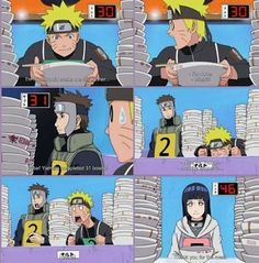 A cara do Naruto Hinata ✌️❤️ - Q: kakashi ou Yamato !? - Sigam : @exoszpcy