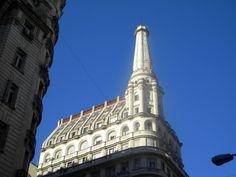 Cúpulas de Buenos Aires | Edificio Rocatagliata de Av. Santa Fe y Av. Callao