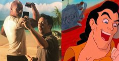If You Love Yourself You'll Watch Lin-Manuel Miranda Sing Disney Songs With The Rock