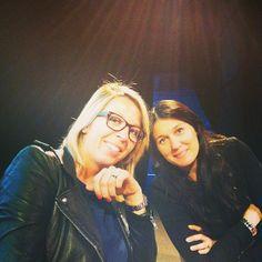 Séverine Grégoire et Chloé Ramade, de www.monshowroom.com, venez les rencontrer à #SHAKE14