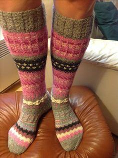 Anelmaiset Novitan sukkalehdestä