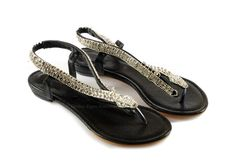 Elengant Style Casual Women's Sandals With Rhinestone Flip-Flop and Candy Color Design (GOLD,38) comes in 4 colors http://www.sammydress.com/product578219.html