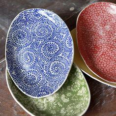 Samantha Robinson handmade porcelain