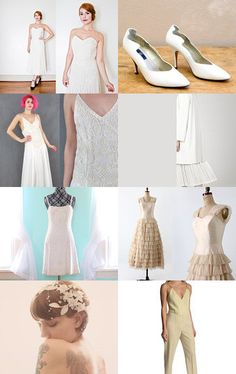 6d0fa417f 1990s wedding by Beth Paton on Etsy--Pinned with TreasuryPin.com. Madame  B s Boutique