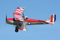 de Havilland DH.82a Tiger Moth by namelessfaithlessgod.deviantart.com on @deviantART
