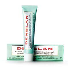 Pasta dental blanqueadora Denblan | 17 productos de belleza franceses que sí funcionan