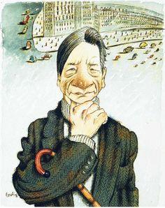 Tullio Pericoli Naipaul