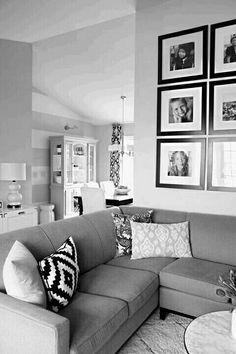 Straks in mijn nieuwe woonkamer boven de bank..... ♡