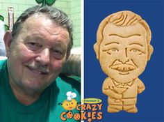 Retirement Party Ideas - Custom Cookies - Edible Favors - Creative Retirement Party Ideas