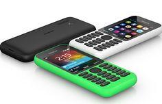 N+ NOTÍCIA: Microsoft lança celular 2G, com Facebook 'de fábri...