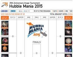 Nasa quiere que votes y juegues para elegir la mejor imagen del Telescopio Espacial Hubble