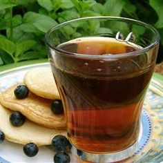 """Make sure to read the Homemade cane syrup """"pin"""" to replace the corn syrup called for in this recipe. Best Dinner Recipes, Unique Recipes, Great Recipes, Breakfast Recipes, Favorite Recipes, Veggie Recipes, Cooking Recipes, Cooking Tips, Homemade Pancake Syrup"""