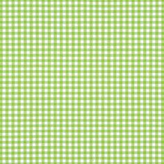 """Robert Kaufman 1/8"""" Lime Green Carolina Gingham Fabric"""