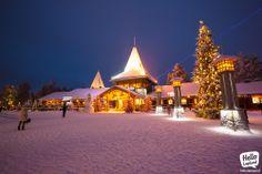 Santa Claus Village 10.12.2013 – everything ready for Xmas!
