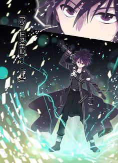 Kazuto Kirigaya (I think that's how you spell it) - aka Kirito