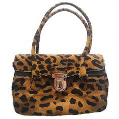 d71baa76ecd2 PRADA Pony-style calfskin handbag  Pradahandbags Pony Style