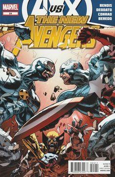 The New Avengers # 24 Marvel Comics ( 2012 ) Vol 2