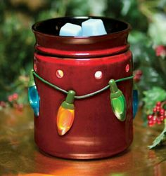 A little Scentsy Christmas cheer!