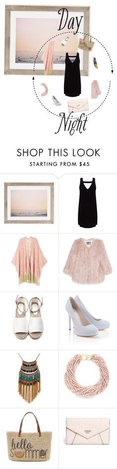 """""""Untitled #31"""" by alexia911 ❤ liked on Polyvore featuring Urban Outfitters, Miss Selfridge, Melissa McCarthy Seven7, Pam & Gela, Lipsy, Leslie Danzis, Kenneth Jay Lane, Straw Studios, GUESS and DayToNight"""