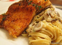 Pan-Fried Cajun Rainbow Trout | recipe from Kalofagas - Greek Food and Beyond