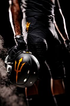 ASU blackout! Go devils!  I'm determined to move back to Arizona. <3 Goodbye Indiana!
