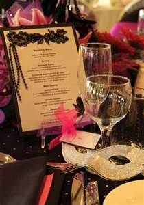 masquerade ball decorations - Bing Images