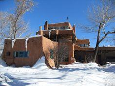 Literary Tourism: Taos, New Mexico // Book Riot