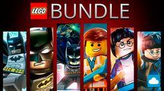 [nuuvem] bundle lego R$29,99 e outros bons bundles