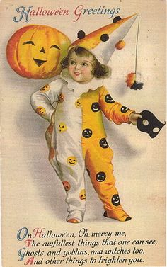 http://wordplay.hubpages.com/hub/vintage-Halloween-art