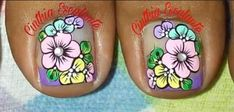 Album, Nails, Pretty Toe Nails, Cute Nails, Toe Nail Art, Pedicures, Finger Nails, Ongles, Nail