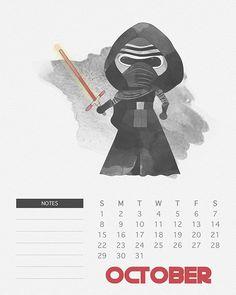 Calendário formal, outubro de 2017