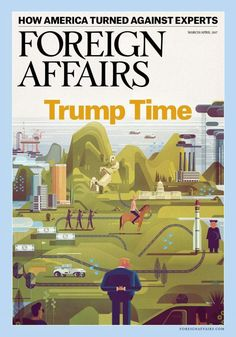 March/April 2017 issue of Foreign Affairs